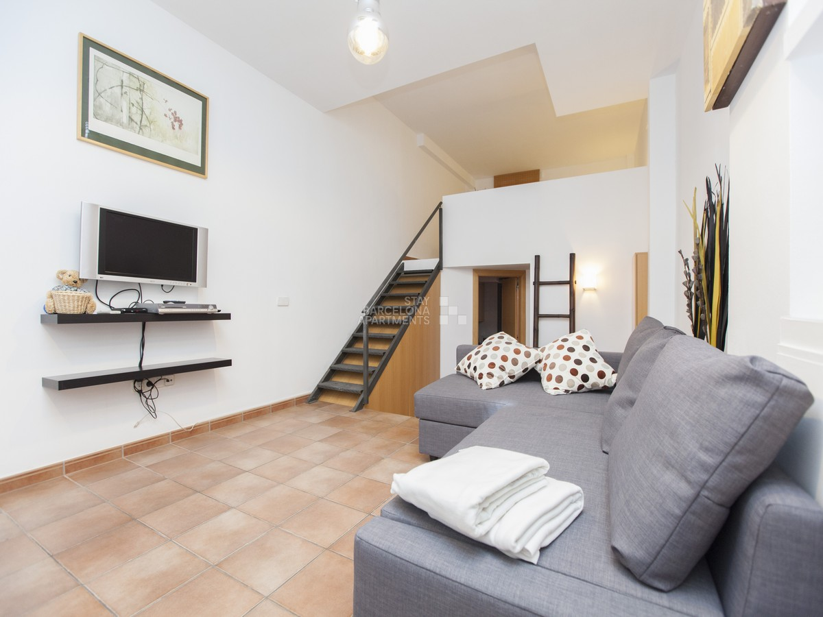 Duplex Gracia in Barcelona